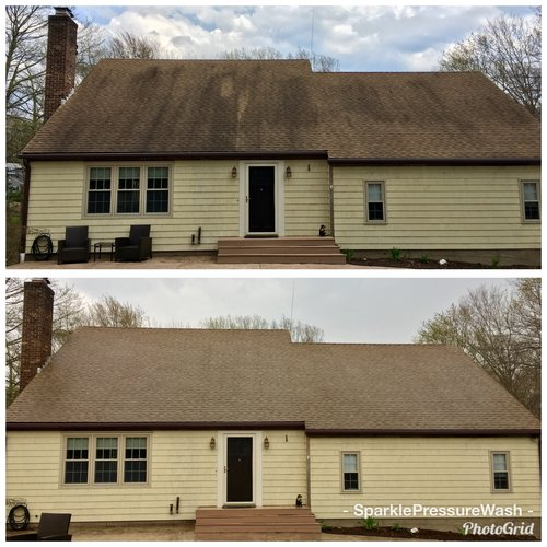 Roof Cleaning Services New Britain CT